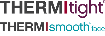 thermitight and thermismooth logos